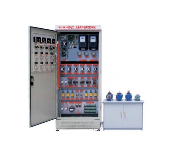 中级电工、电拖实训考核装置(柜式)