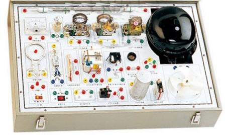电冰箱电气控制线路实训箱