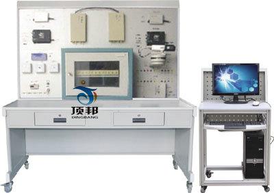 建筑群设备间光纤传输系统实验实训装置