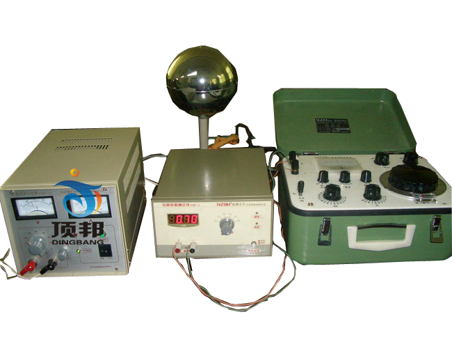 球体法测粒状材料的导热系数实验台