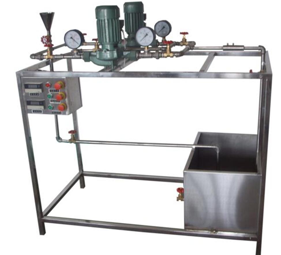 离心泵综合实验装置
