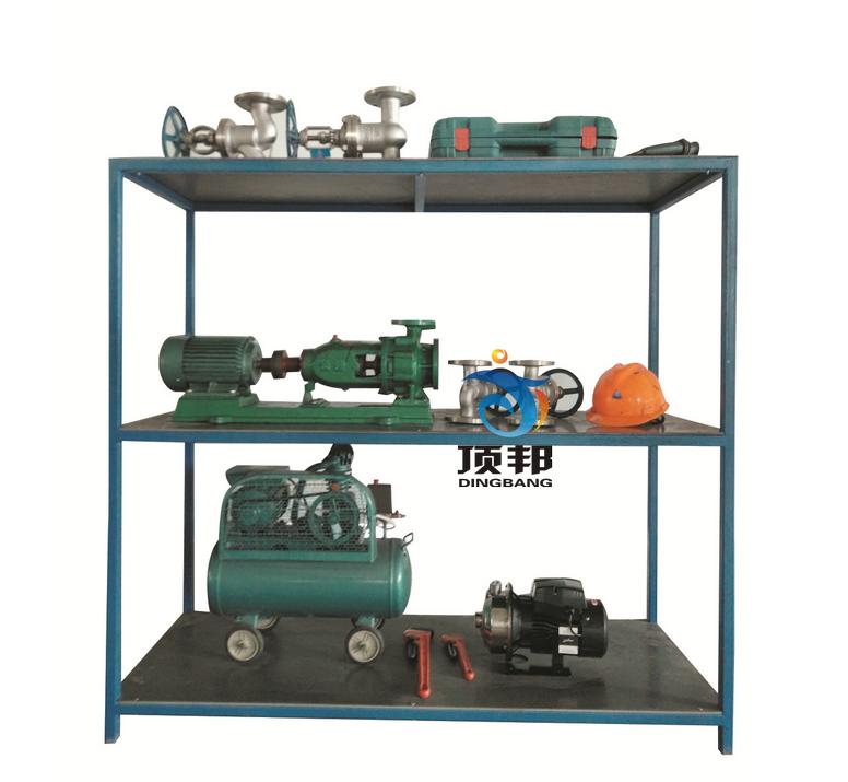 机泵拆装实训装置