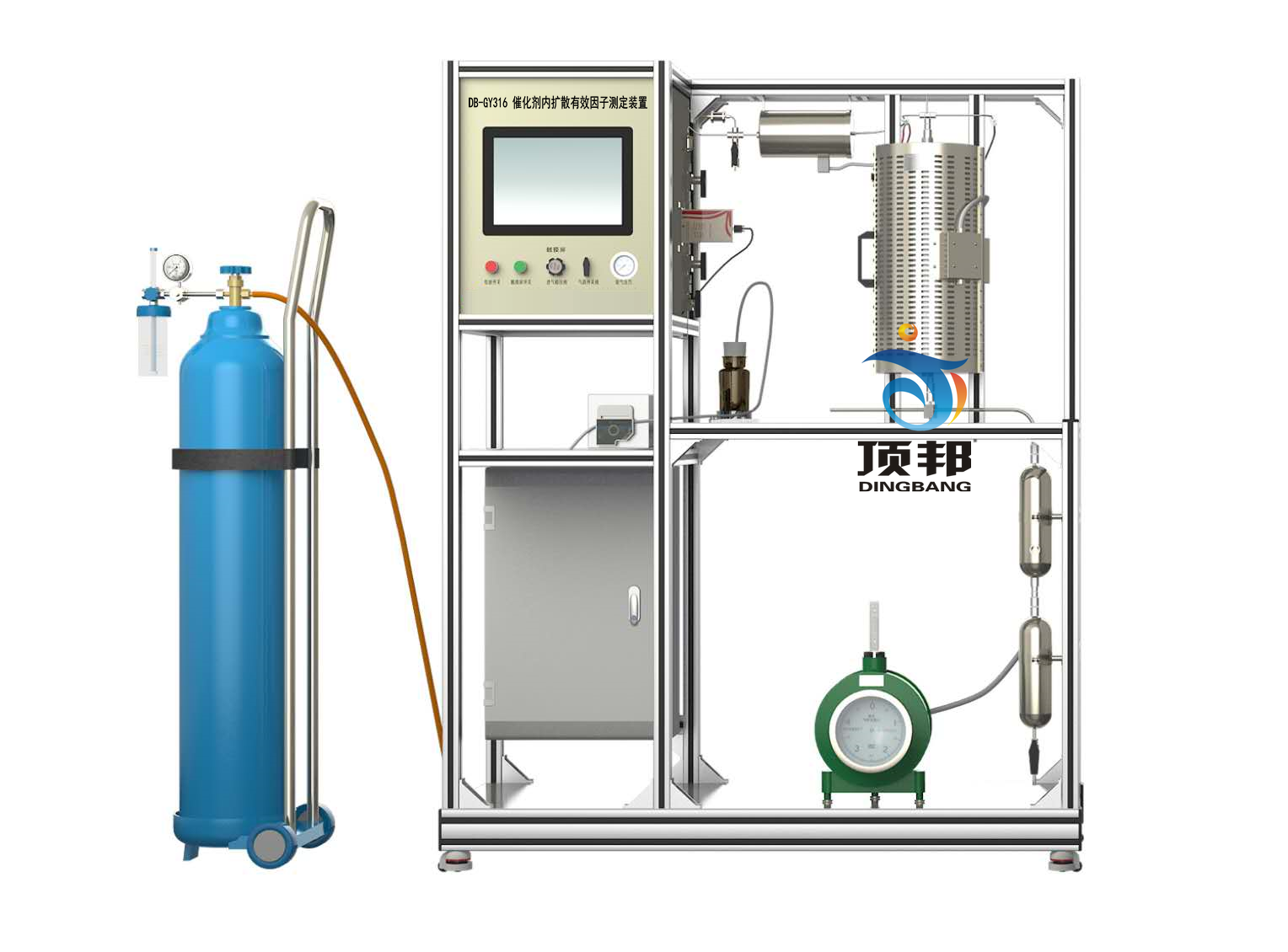 催化剂内扩散有效因子测定装置