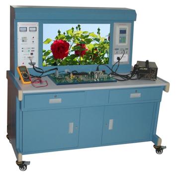 液晶电视维修教学实训考核装置