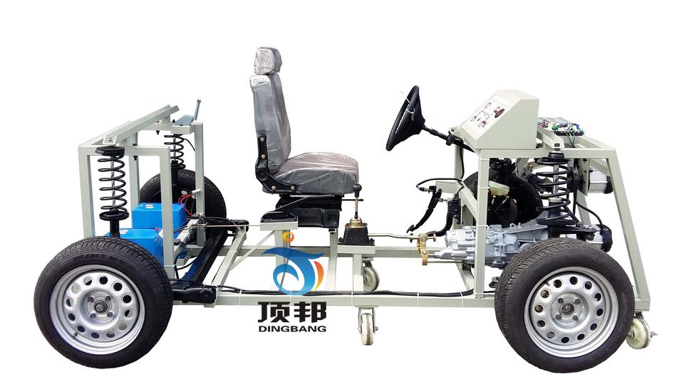 电动机动车制动能量回收控制实训系统